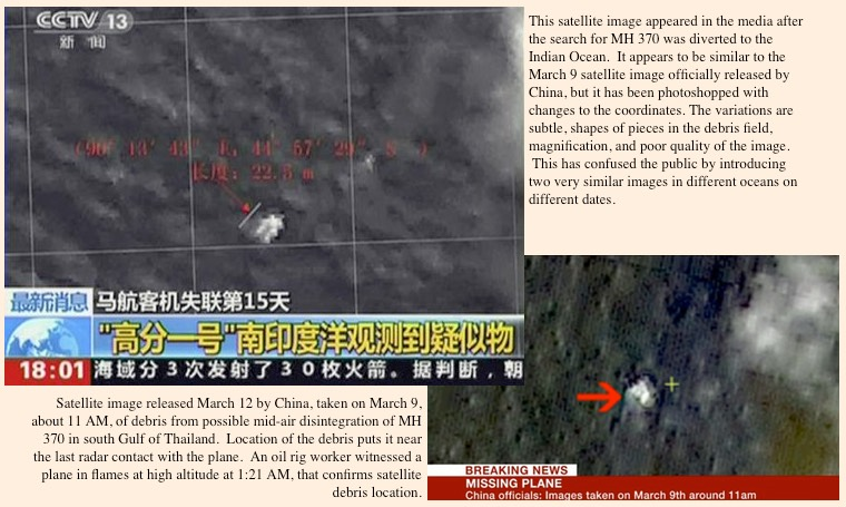 #14 Comparison, China Satellite Debris 3_12 & 3_30_14