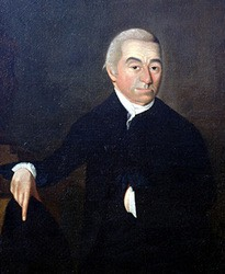 _Jacob Rodriguez Rivera (uncle and father-in-law of Aaron Lopez) hailed from a Marrano family from Seville, Spain. He arrived in Newport via Curacao in 1748 ...5409414