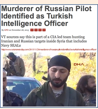 _VT LINK- Murderer of Russian Pilot Identified as Turkish Intelligence Officer