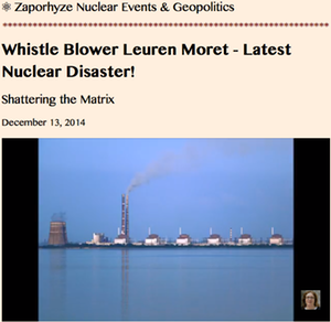 BUTTON_ Zaporhyze Nuclear Events & Geopolitics