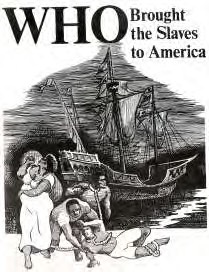 LOGO TITLE- Who.Brought.the.Slaves.to.America