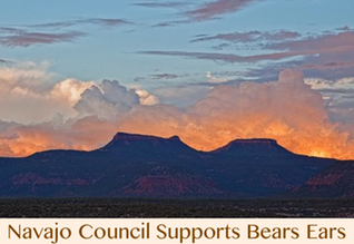 Navajo Council Supports Bears Ears 3