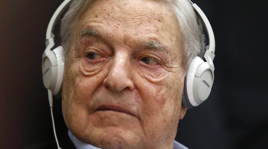 Pic 1. Soros - A Psychopath's Psychopath - Sorosis of the Nation - 56bf69a8c361886e508b45d0