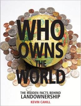 Pic 1.1 Who Owns the World- BOOK