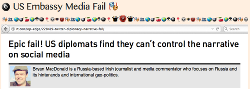 PRESS/SECTION- US Embassy Media Fail