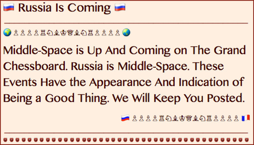 🇷🇺 Russia Is Coming 🇷🇺 (intro)