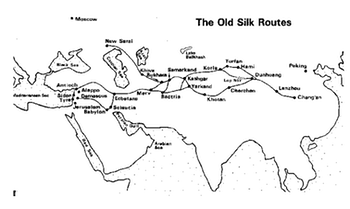 The Old Silk Routes