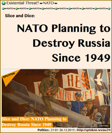 TITLE- 🌍 Existential Threat? ☛NATO☚