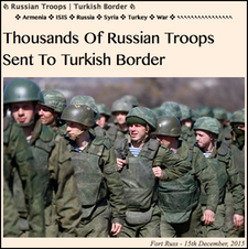 TITLE- 20151215 Thousands Of Russian Troops Sent To Turkish Border - Fort Russ