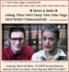 TITLE- 3 NWO False Flags Connected