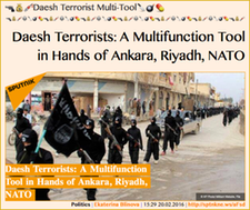 TITLE- Daesh Terrorist Multi-Tool