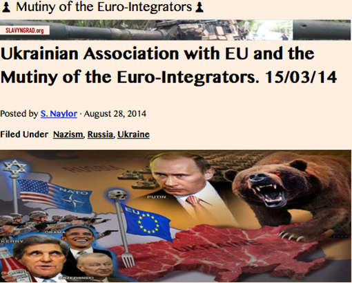 TITLE- Mutiny of the Euro-Integrators