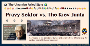 TITLE- The Ukrainian Failed State