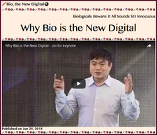 TITLE- Why Bio is the New Digital