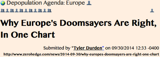 TITLE- Why Europe's Doomsayers Are Right
