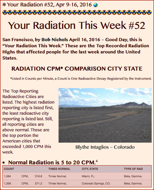 -TITLE- Your Radiation #52, Apr 9-16, 2016