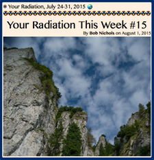 TITLE- Your Radiation, July 24-31, 2015